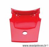 Cache intermédiaire arrière rouge scuderia pour scooter mbk booster next / yamaha bw's next *Prix spécial !