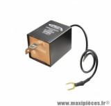 Centrale clignotant universelle (ampoule ou led) (0.1 à 25 ampères) 2 fils