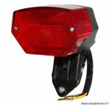 Feu arrière rouge pour cyclomoteur puch maxi / kreidler florett