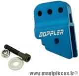 Réhausse amortisseur doppler couleur bleu pour booster nitro de &gt