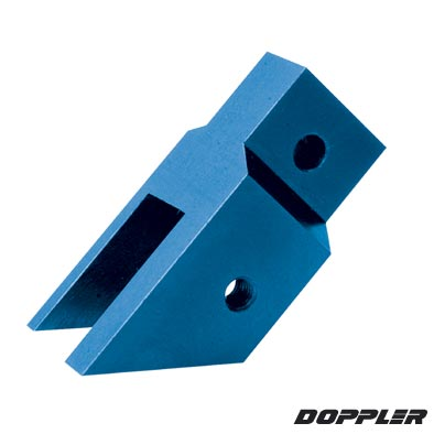 réhausse amortisseur doppler couleur bleu pour buxy ...