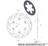 Disque de freins avant diamètre 230 pour mbk x limit yamaha dt 50 r jusqu'à 2002 ...