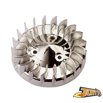 Prix discount ! turbine chromée pour yamaha bws mbk booster