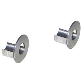 entretoise étrier de frein (jeu de 2) pour fourche doppler 1 mm : booster ng rocket ...