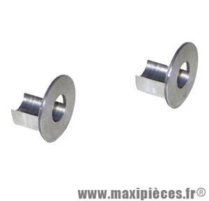Entretoise étrier de frein (jeu de 2) pour fourche doppler 4 mm : booster road spirit ...