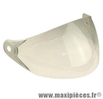 Ecran casque chok sun visor/viper transparent 10=&gt