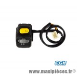 commutateur/commodo droit adaptable peugeot speedfight trekker vivacity xr6 rieju rs1/2