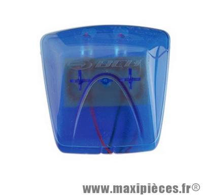 Déstockage ! feu stop a led universel bleu bcd 2 led rouge puissante avec fixation autocollant puissant (fixation sur aileron et partie planes)