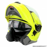 Casque modulable adulte marque NoEnd District taille XXL (T63-64) couleur fluo