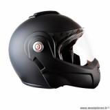 Casque modulable adulte marque Trendy 20 T-705 Reverse taille XL (T61-62) couleur noir mat