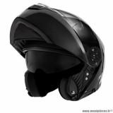 Casque modulable adulte marque NOX N965 taille XXL (T63-64) couleur noir mat