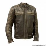 Blouson homme marque Archive Classic taille XXXL - En cuir de buffle