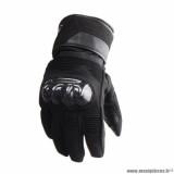 Gants hiver marque Trendy GT520 Ripon taille M / T9 couleur noir