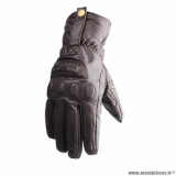 Gants hiver marque Trendy GT820 Nalau taille S / T8 couleur marron