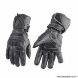 Gants hiver marque Trendy GT720 Hurricane taille M / T9 couleur noir