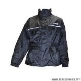 Veste de pluie marque Trendy avec doublure taille S couleur noir