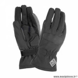 Gants hiver marque Tucano Urbano Lady Hub 2G taille XS couleur noir