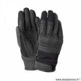 Gants printemps/été homme marque Tucano Urbano Andrew taille S / T8 couleur noir - Comptaible écran tactile