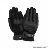 Gants printemps/été femme marque Tucano Urbano Wendy taille M couleur noir - Comptaible écran tactile
