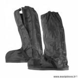 Sur-bottes automne-hiver marque Tucano Urbano avec ouverture latérale couleur noir - Pour chaussures 38-39