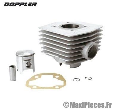kit haut moteur doppler er1 alu : mbk 51 magnum passion racing rock 51v 50 ... ( refroidisement par air )