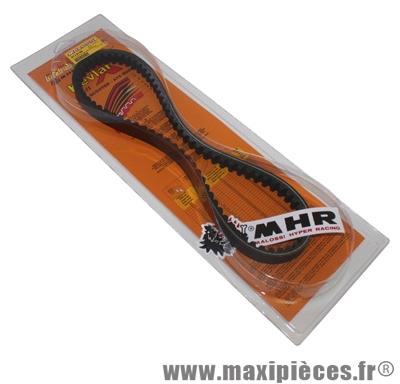 Courroie x malossi kevlar belt de maxi scooter pour yamaha t-max 500 .