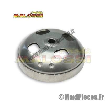 cloche malossi clutch bell diamètre 135 pour maxi scooter : velvet milennium phantom max skyliner thunder majesty maxter ...