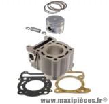 kit cylindre piston type origine pour benelli velvet italjet jupiter malaguti madison phantom max mbk skyliner thunder yamaha majesty maxter teos ...