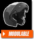 Casque Moto Modulable