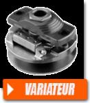 Embrayage/variateur et accessoires