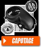Carenages moteur et accessoires