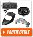 Partie Cycle Scooter
