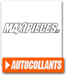 Autocollants/Stickers Maxi Scooter