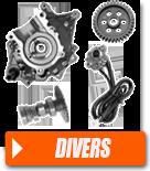 Pièces divers de moteur