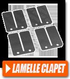 Lamelle De Clapet Scooter