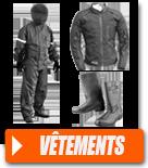Vêtements pour motard