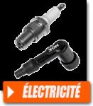 Electricité du moteur