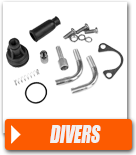 Pieces divers de carburateur