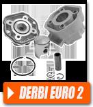 Haut moteur Derbi Euro 2