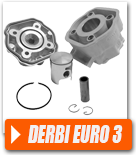 Haut moteur Derbi Euro 3