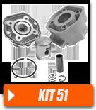 Kit Cylindre Piston MBK 51