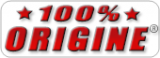 Logo Pièces d'origine scooter moto