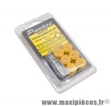 jeu de 6 galets 15x19 programmable de 3.35grammes à 11.08grammes : type piaggio, malossi...