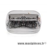 Feu arrière de 50 a boite lexus blanc a leds pour derbi senda extreme (15 leds rouge)