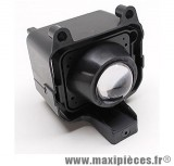 Phare optique avant adaptable origine pour peugeot ludix one classic