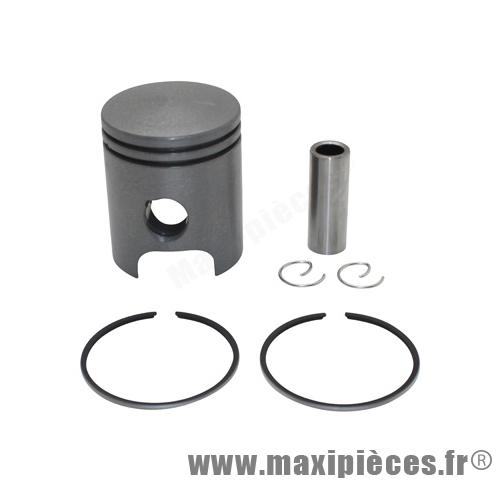 piston de scooter adaptable origine pour cpi/keeway (axe de 12) (diametre 39,97)