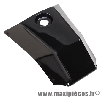 Couvre réservoir noir brillant pour 50 a boite derbi senda drd x-treme x-race