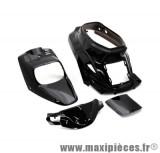 Kit carrosserie carénage noir pour booster spirit bws original (4 pièces)