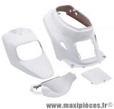 Kit carrosserie carénage blanc pour booster spirit bws original (4 pièces)