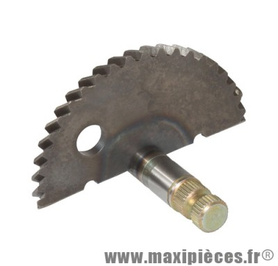 Axe de kick pour scooter Peugeot, Ludix, Looxor, Jet force, Elystar, Speedfight, Tkr, Vivacity, X fight